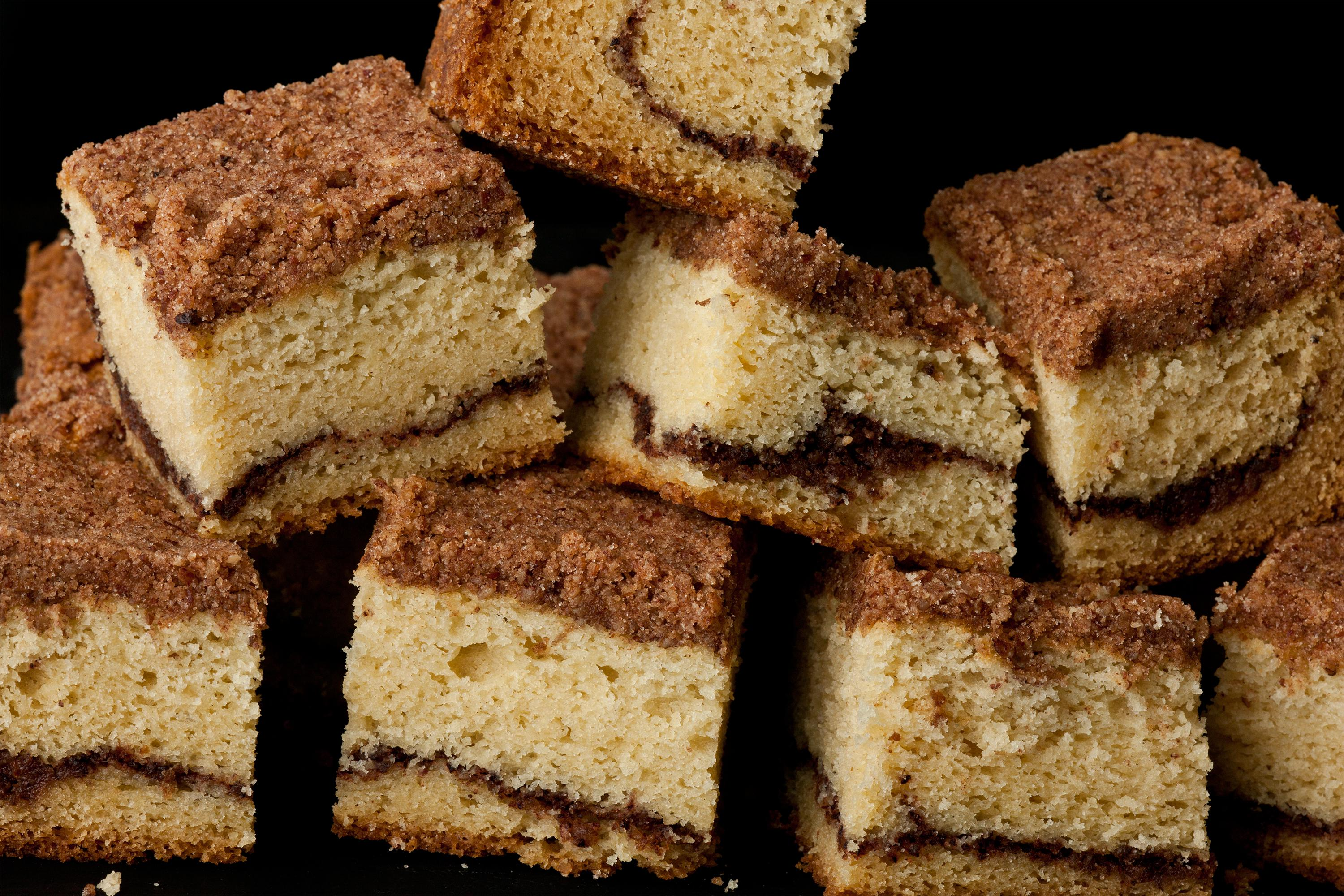 Treat Your Taste Buds with Delicious Coffee Cake