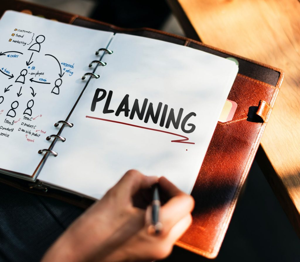 Planning apps